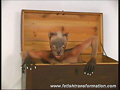 Vivien at fetish transformation