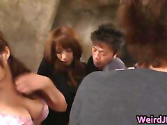 Asian dolls at erotic broadcasts part1