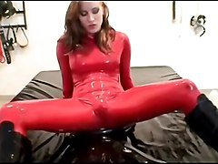 Wrapped in Rubber - Missy 13