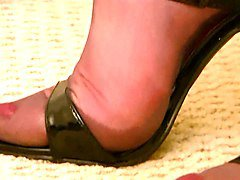 Heels and FF Nylons