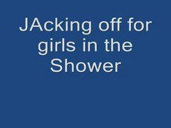 Cfnm Shower Jackoff
