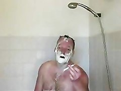 Hottest Video Ever Created Guy in shower smoking