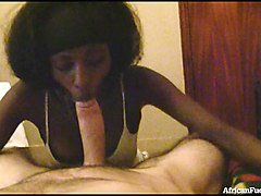 amateur african sex tape!