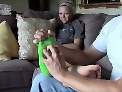 socks and soles gets tickled