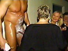 Cfnm - Bachelorette Party (part 3 Of 8)