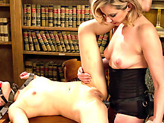 Crazy anal, fetish porn clip with hottest pornstars Lea Hart and Maitresse Madeline Marlowe from Whippedass