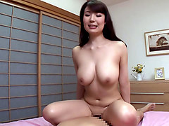 Yuka Tachibana in Yuka Fucks Her Pathetic Husband - MilfsInJapan
