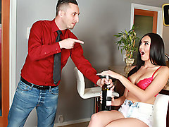 Marley Brinx in Caught Red Handed - MyBabysittersClub