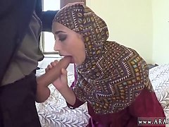 small arab and arab wife threesome snapchat no money no problem