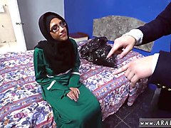 arab wedding night and chubby arab anal desperate arab woman fucks for money