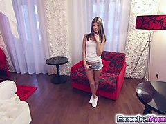 tiny russian babe gina gerson is a sex addict